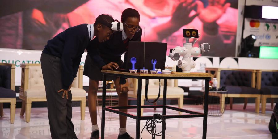 AU Member States Celebrate Homegrown ICT-In-Education Innovations